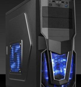 Новый игровой пк intel G4560, geforcegtx 1050Ti