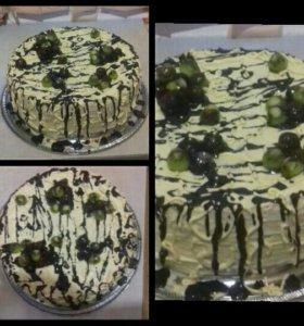 Тортики дрмашние