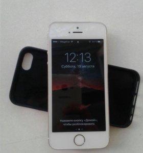 iPhone 5s 16gb обмен на чёрный