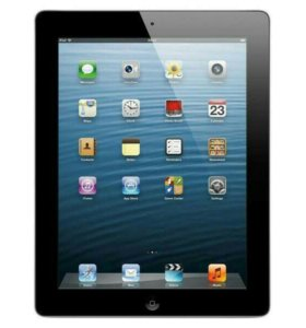 iPad4 Wi-Fi Cellular 64GB Black