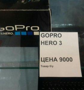 GoPro silver 3