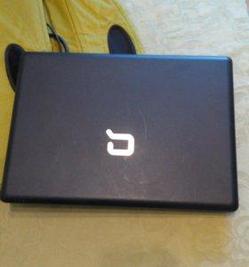 Ноутбук hp compaq presario c700