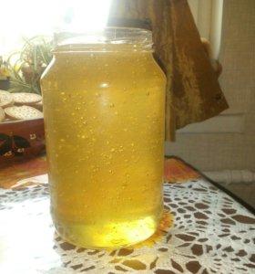 Мёд белоакациевый