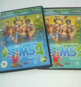 Игра The Sims4