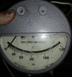 Термометр манометрический ткп