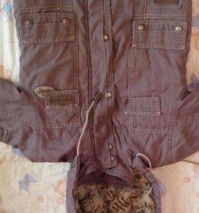 Куртка осень 110-116