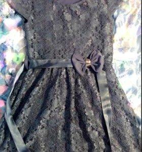 Праздничное платье, для девочек.