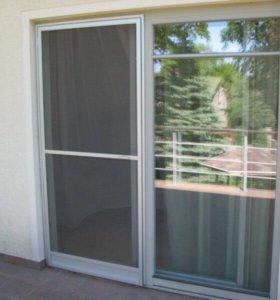 Москитные сетки и москитные двери