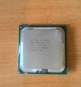 Intel e5200 dual core 2.5 ghz
