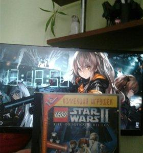 Диск(star wars ll lego)