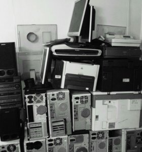Компьютеры, Принтеры, Сканеры, Мониторы