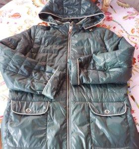 Новая куртка, демисезон