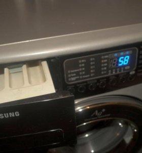 СРОЧНО!!! Стиральная машинка на 6кг Samsung
