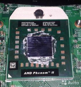 Процессор для ноутбука AMD Phenom II