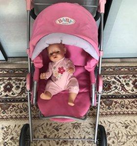Коляска Baby Born