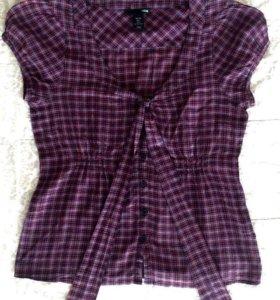 Новая блузка H&M(обмен)