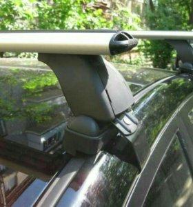 аэродинамический багажник lux
