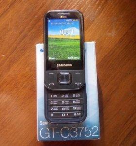 Телефон Samsung GT-C3752
