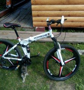 Велосипед PORSCHE,