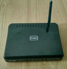 Wifi-Роутер D-Link dir-300