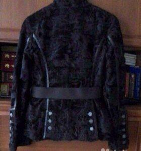 Пиджак из каракуля Glamfur