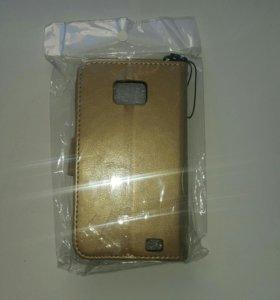 Чехол книжка Samsung Galaxy S2 GT-9100