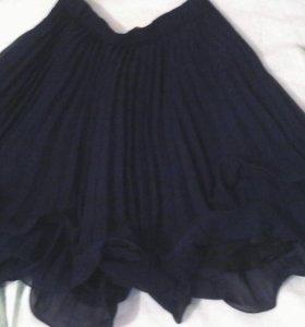 Школьная юбка нарядная