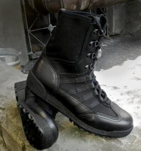 Ботинки (Берцы) Garsing 132 «SHARK LEATHER»