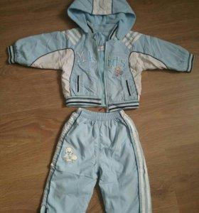 Продам детский спортивный костюм