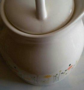 Керамический чайник без подставки