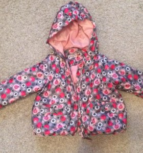 Курточка размер 80