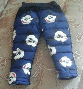 Балоневые штанишки