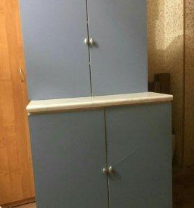 Кухонные шкафы б/у