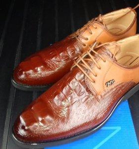 Туфли мужские KN.