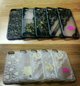Новые чехлы на iPhone, Samsung, Xiaomi, Meizu