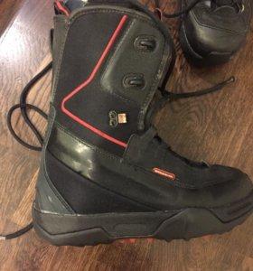 Сноубордические ботинки Rossignol.