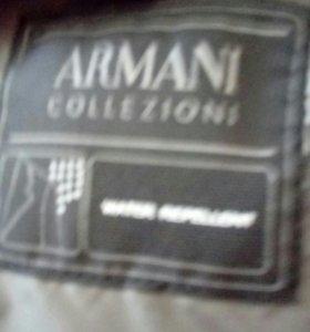 ARMANI COLLEZIONI новая куртка
