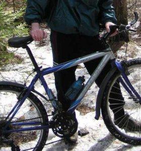 Горные велосипеды две штуки