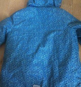 Куртка для мальчика Зима.
