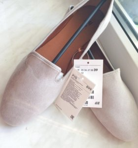 Новые женские лоферы H&M