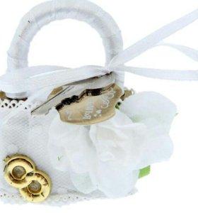 Замочек свадебный(новый)