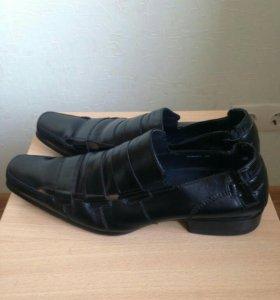 Мужские туфли 40 размер