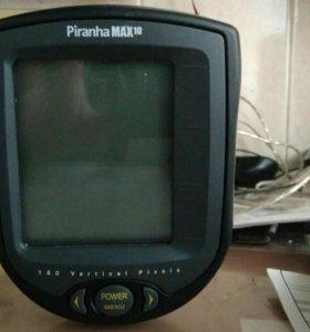 Эхолот Piranha MAX10