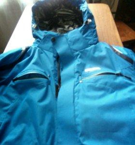 Куртка от горнолыжного кастюма