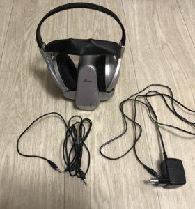 Наушники беспроводные Ritmix RH-704