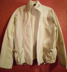 Куртка-ветровка летняя 48-50р