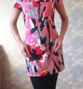 Платье-туника Xs, S