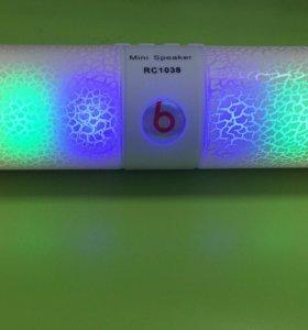 BT Speaker (колонка) RC-1038
