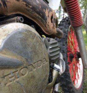 Honda Xlr 250