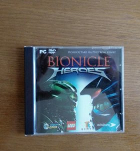 Игра для PC BIONICLE HEROES